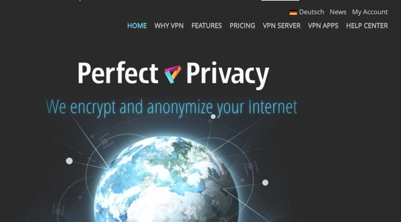 Perfect Privacy VPN Profesional